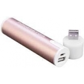 Powerbank Powerstar A311 2600mAh Roze-Goud